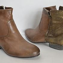 Mjus Easton Hidden Wedge Bootie Size 39 Photo
