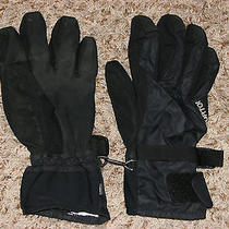 Mns Sz M Black Burton Approach Under Gloves Photo