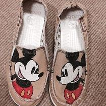 Moccasins Crocs Disney Sz 36 Photo