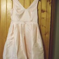 Modcloth Jessica Simpson Blush Pink Gift to You Size 12 Dress 175 Gorgeous Nwot Photo