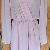 Modern Vintage Boutique Blush Lizzy & Johnny Amazing Dress Sz 9/10 Unique Piece Photo