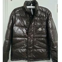 Moncler Alfred Reversible Down Jacket Brown Dhl Fedex F/s Photo