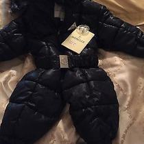 Moncler Baby Snowsuit Coat Photo