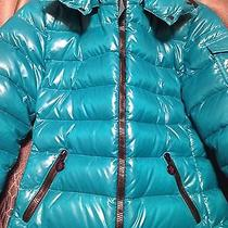Moncler Bady Lacquer Hooded Short Down Coat 975 Photo