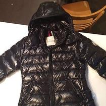 Moncler Bady Lacquer Shiny Fitted Puffer Jacket  Photo