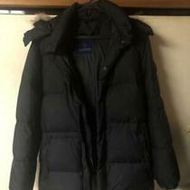 Moncler Blue Tag Down Jacket Black Authentic Dhl Fedex F/s Photo