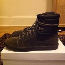 Moncler Bonneville Suede Boot Photo