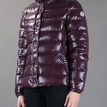Moncler Coat 0 Purple  Photo