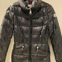 Moncler Danae Jacket Size 1 Black Photo