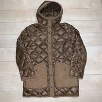 Moncler Down Jacket 2 Brown Size L Dhl Fedex F/s Photo
