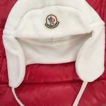 Moncler Fleece Baby Hat  Photo