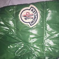 Moncler Green Color Photo