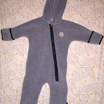 Moncler Grey Winter Bodysuit Photo