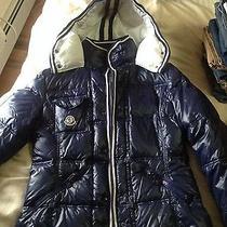 Moncler Jacket Navy Blue Photo