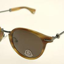 Moncler Mc504-03 Brown / Gray Sunglasses Mc 504-03 Photo
