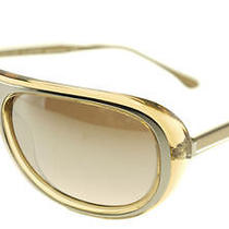 Moncler Mc515-01 Crystal Brown / Brown Gradient Sunglasses Mc 515-01 Photo