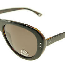 Moncler Mc518-02 Dark Brown / Brown Sunglasses Mc 518-02 Photo