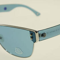 Moncler Mc522-S05 Blue / Blue Sunglasses Pharrell Williams Mc 522-S05 Photo