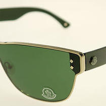 Moncler Mc522-S06 Green & Gold / Green Sunglasses Pharrell Williams Mc 522-S06 Photo