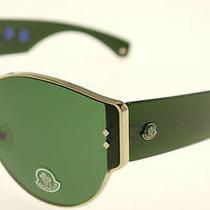 Moncler Mc524-S02 Green & Gold / Green Sunglasses Pharrell Williams Mc 524-S02 Photo