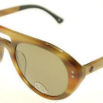 Moncler Mc529s-02 Light Brown / Brown Sunglasses Mc 529s-02 Photo