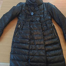 Moncler 'Premiere' Puffer Lacquered Jacket / Coat  Sz 1 670 Photo