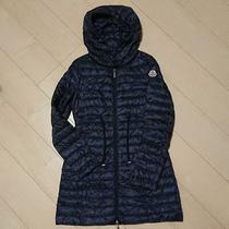 Moncler Puffer Jacket Down Size S Barbel Barbell 00 Size Lightweight Used in Jap Photo