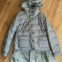 Moncler Puffer Jacket Down Size Xs(ss)exclusive Serina Serena Sacai  Used in Jap Photo