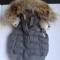Moncler Size 6 (Children's) Down Vest Photo