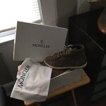 Moncler Sneakers Photo