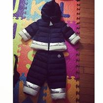 Moncler Snow Suit Photo