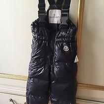 Moncler Snow Wear 2 Years Photo