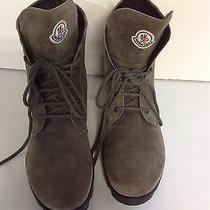 Moncler 'Vancouver' Plain Toe Boot Size 45 ( Us 12 ) Photo