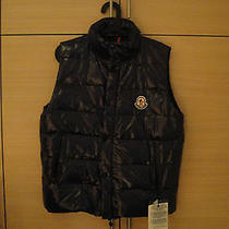 Moncler Vest Size Large Photo