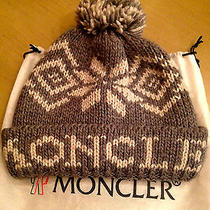 Moncler Winter Hat Beanie  Photo