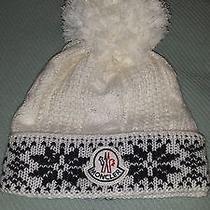 Moncler Winter Knit Cap Hat Photo