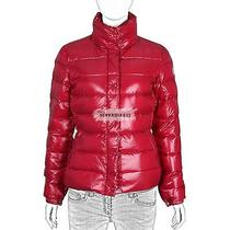 Moncler Women's Clairy Lacquer Down Puffer Jacket Free Shipping Photo