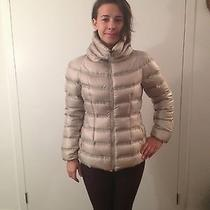 Moncler Women's Down Coat - Like New - Size 2  Photo