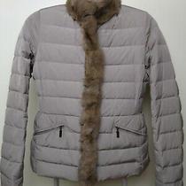 Moncler Women's Down Jacket Bomber Park Coat Size 1/s  Photo