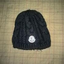 Moncler Wool Knit Beanie Must Have  Photo
