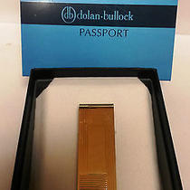 Money Clip dolan.bullock 14k Solid Gold Lnib Brand Name Accessory Photo