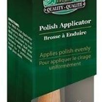 Moneysworth & Best Polish Applicator 100% Horshair Shine Dauber Brush Grey/brown Photo