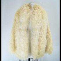 Mongolian Lamb Fur Coat Photo