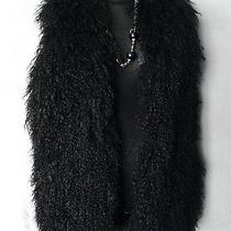 Mongolian Lamb Fur Vest Photo