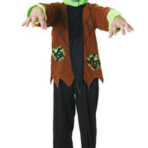 Monster Boy Frankenstein Halloween Boy's Fancy Dress Photo