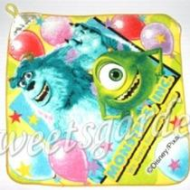 Monsters Inc Animation Bugbear Cartoon Towel Washcloth  Photo