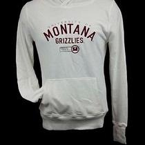 Montana Grizzlies Sweatshirt Hoodie College White Women's  Photo