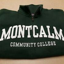 Montcalm Community College (Mi) Medium Jansport Quarter Zip Sweatshirt Photo