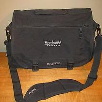 Morehouse College Jansport Black Messenger Bag. Excellent Condition. Photo