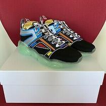 Moschino 550 Basket Teddy Sneakers 387.5-8 Us. Nib. Photo